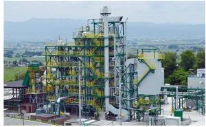新潟に建設されるのと同型の木質バイオマス発電所