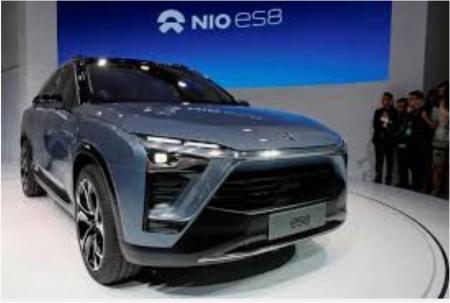 NIOの新EVモデル