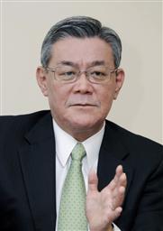関西電力の八木誠社長