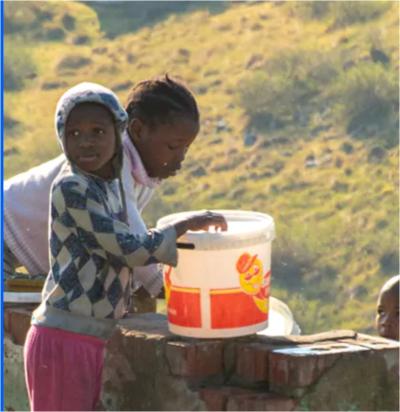 コミュニティの水不足を改善することで工場の水資源管理力も向上