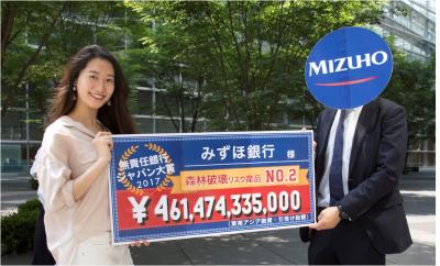 「不名誉」を返上し、日本の銀行の「気候リーダー」になれるか