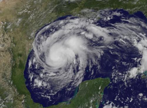 大きな被害を出したハリケーンHarvey
