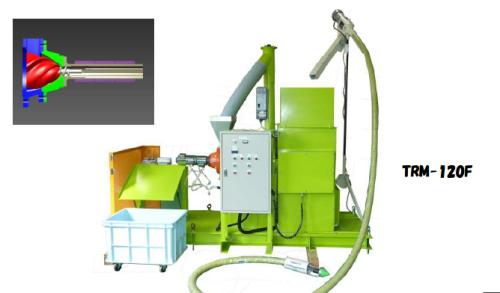 固形料製造装置の「グラインドミル」