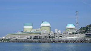 再稼働申請が確実な四国電力の伊方原発