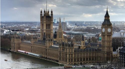 英議会の模様