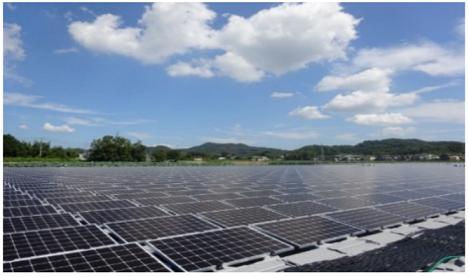 ため池は、太陽光発電で蘇る