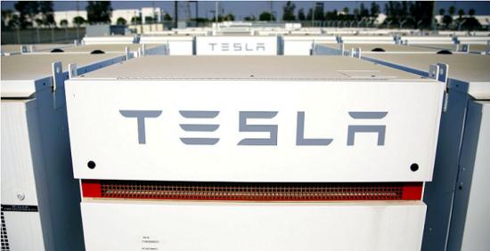 テスラの大規模蓄電設備の「パワーパック」