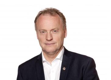 オスロ市長のレイモン・ヨハンセン氏