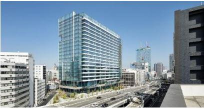 SLBの資金使途先の一つとなる東京・渋谷ソラスタ事業