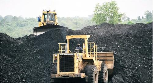インドネシアの石炭鉱山事業