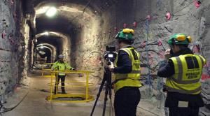 フィンランドが建設を進める使用済核燃料廃棄物のオンカロ最終処分場