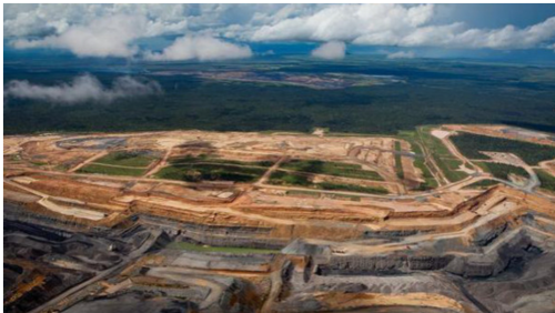 アダニグループがオーストラリアで開発を進めるカーマイケル石炭鉱山