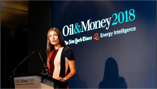 昨年の「Oil and Money」の会議模様
