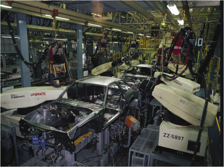 自動車製造の貞宝工場で、フェースシールドを生産へ