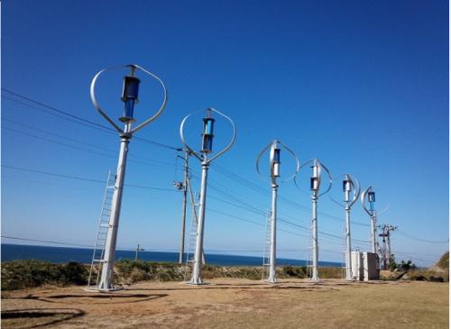 小型風力発電の一種