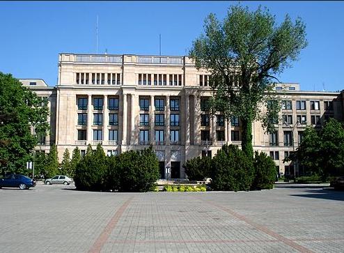 ポーランド財務省(ワルシャワ)