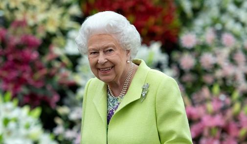 女王陛下は今年93歳です