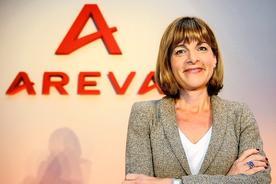 Bloomberg Newsアレバのアンヌ・ローベルジョンCEO(3月)