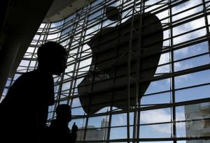 サンフランシスコでアップルが開いたイベントの会場