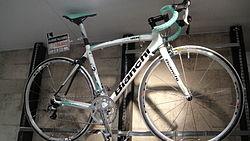 Bianchi の自転車(訴訟対象製品とは別)
