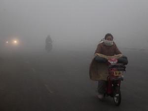 国内の大気汚染対策も正念場の中国