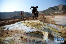 重金属汚染が蔓延している中国各地