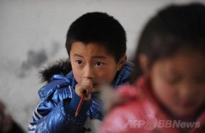 中国安徽省合肥の学校で授業を受けることも