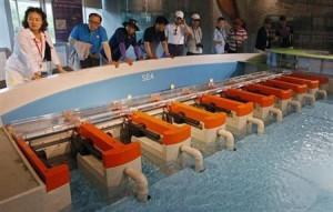 6月3日、シンガポールの水処理企業が著名投資家を引き付けている。水資源の不足・汚染に悩む中国が今後10年間で関連事業に8500億ドルを投じる予定で、各企業の技術が生かされるとみられているためだ。写真はシンガポールの施設で5月撮影(2013年 ロイター/Edgar Su)