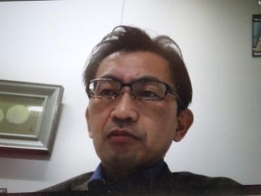 執行役員総合企画部長の山縣正和氏
