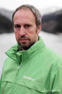 グリーンピースドイツの原子力専門家、ブリュアー氏