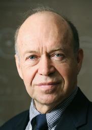 米科学者のジェームズ・ハンセン博士