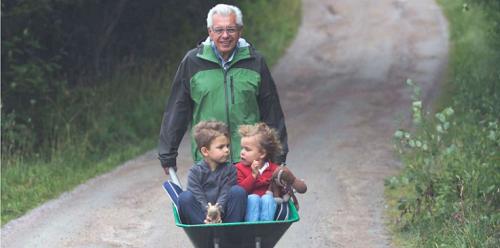 年金運用は未来を育てる運用を