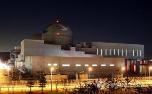 昨年末にはガス漏れで作業員3人が死亡した韓国の新古里原発3号機