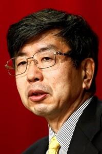 次期ADB総裁候補と目される中尾武彦財務官