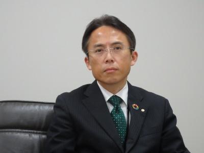 経営管理室長の西村和徳氏