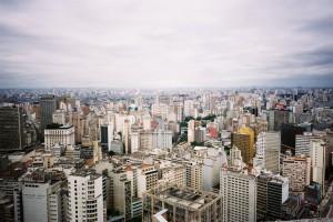サンパオロの街