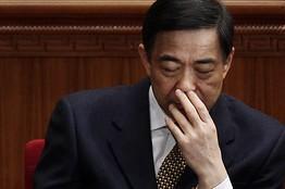 薄熙来・元重慶市党委員会書記(2012年
