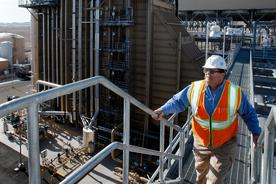 PG&Eの天然ガス火力発電所