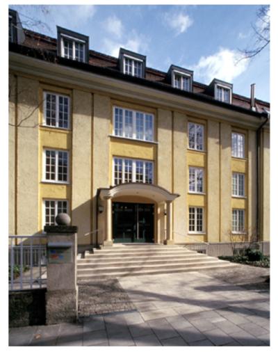 ifo Instituteの本部