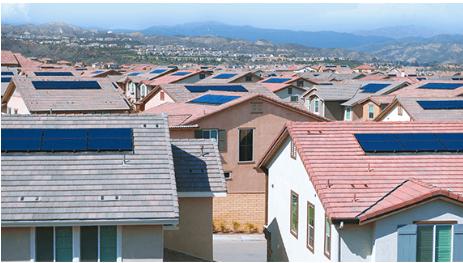 英国ではすでに88万の家庭に太陽光発電が導入されている
