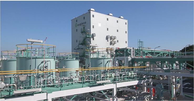 ユーグレナ社のバイオ燃料製造実証プラント導入技術。国際規格ASTMの新 ...
