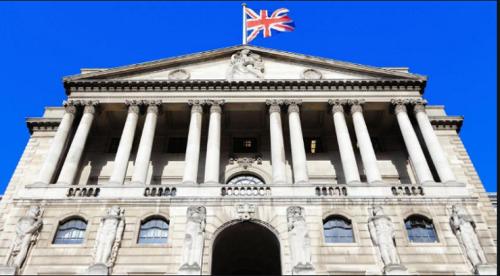 英中央銀行のインフランド銀行