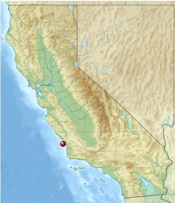 カリフォルニア州でのディアブロ・キャニオン発電所