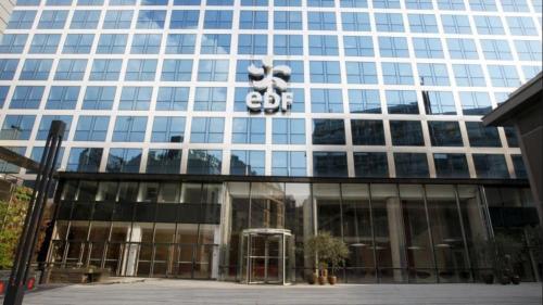 仏EDFの本社