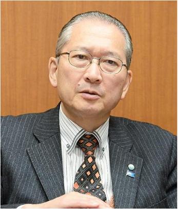 連合・神津里季生会長