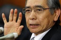 黒田日銀総裁。ブラックホールの生みの親
