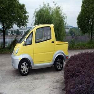 中国製の電気自動車の一つ