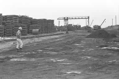 六価クロムの土壌汚染で社会問題になった東京都江東区大島9丁目堀江地区(昭和50年代)