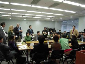 2009年12月に神奈川県が実施した道州制をテーマにしたDP
