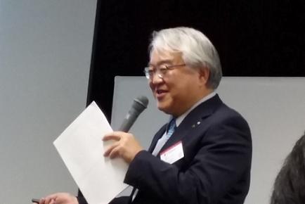 GABVに日本から唯一加盟そた第一勧信の新田理事長